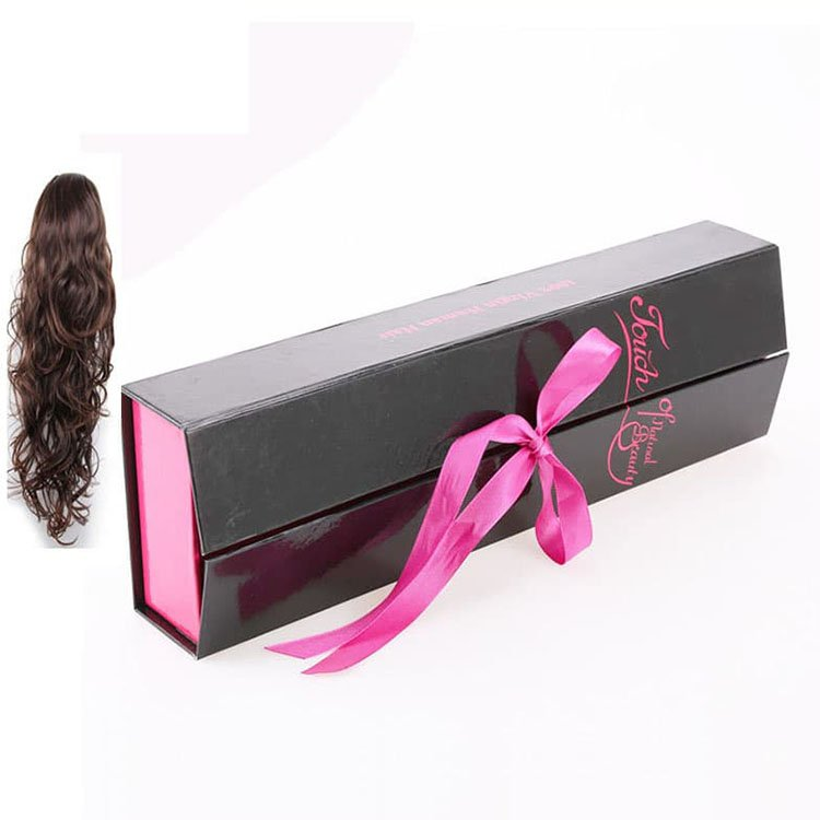 wholesale hair extensions boxes