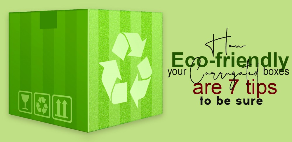 eco-friendly corrugated boxes