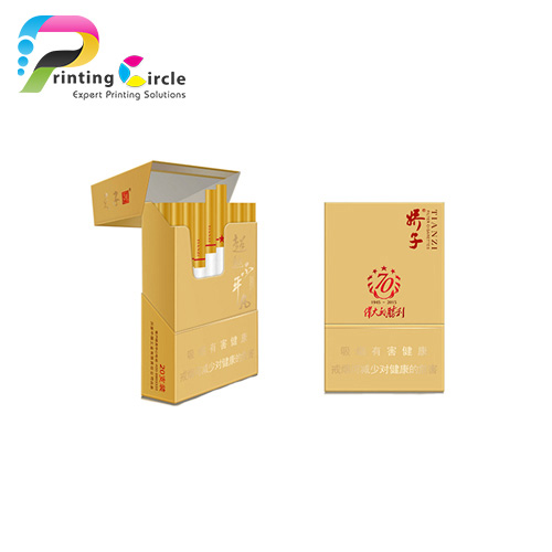 Cigarette-Packaging
