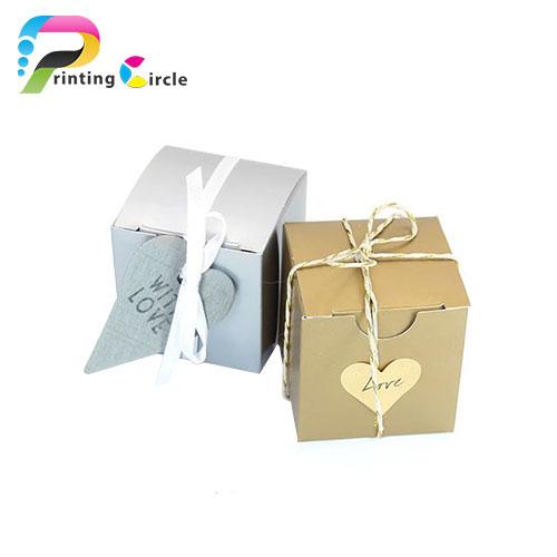 Foil-Favour-Boxes