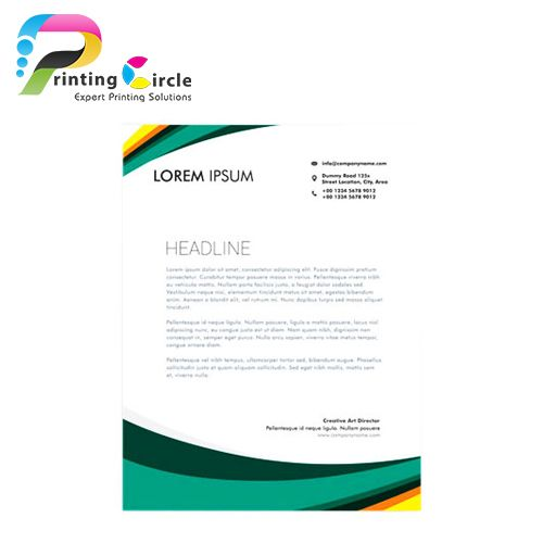 letterhead-business