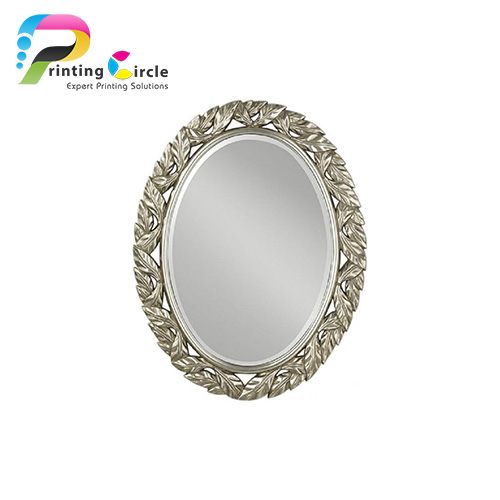 round-glass-mirror